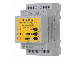 Реле контроля уровня RKU-01-02