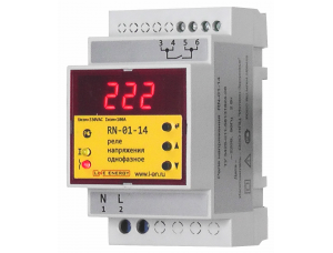 Реле напряжения и тока RN-01-14