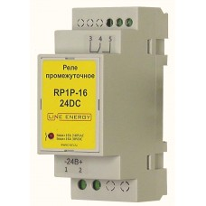 Реле промежуточное RP1P-16-24DC