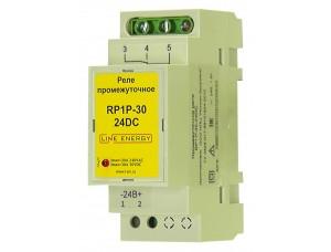 Реле промежуточное RP1P-30-24DC