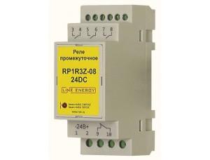 Реле промежуточное RP1R3Z-08-24DC