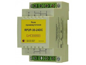 Реле промежуточное RP2P-30-24DC