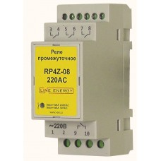 Реле промежуточное RP4Z-08-220AC