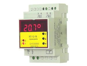 Реле температуры RT-12-18