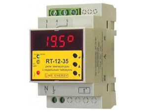 Реле температуры RT-12-35