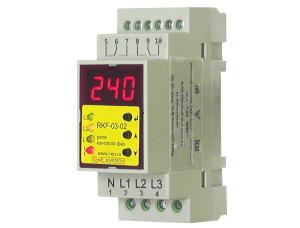 Реле защиты электродвигателя RZD-03-02